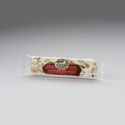 Barre de nougat tendre 100 g