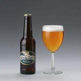 Bière aromatisé au nougat