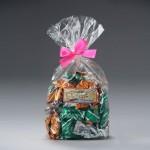 Boite luxe 49 dominos assortiment de nougat tendre er chocolat 440g