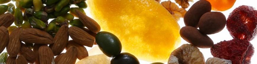 Nougat aux fruits et autres saveurs