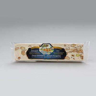 Barre nougat dur Premium 100g