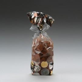Sachet truffes de nougat tendre poudrées cacao 250g
