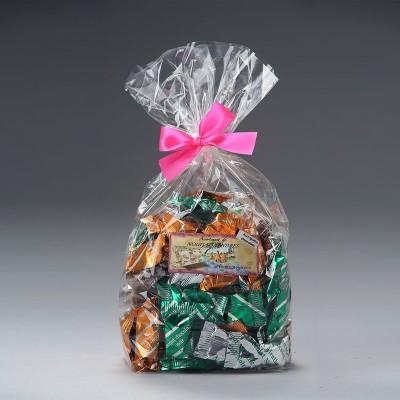 Sachet dominos nougat tendre Premium enrobé 3 chocolats